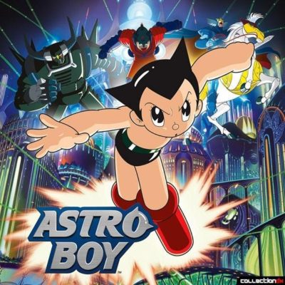 Astro Boy Reboot Announced