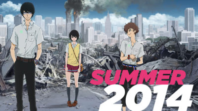 5 Best Anime Series From Summer 2014