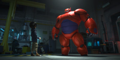 When You Mix Disney & Marvel, You Get 'Big Hero 6'