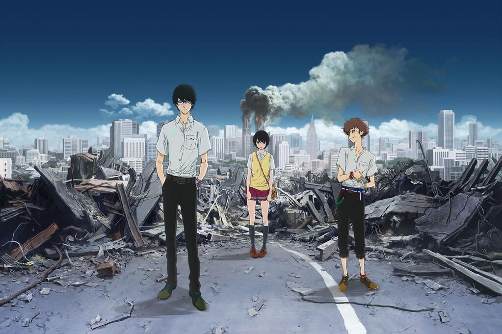 Zankyou No Terror: This is What A Good Anime Feels Like
