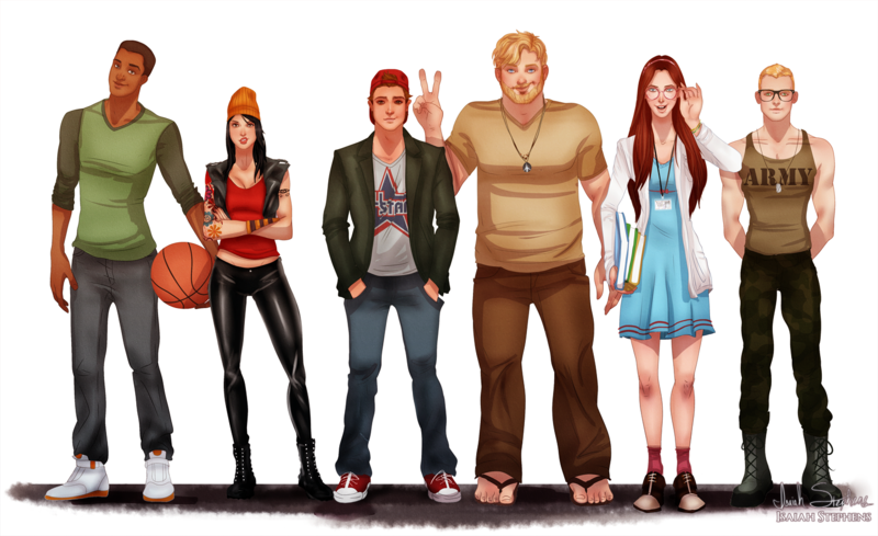 all_grown_up__recess_by_isaiahstephens