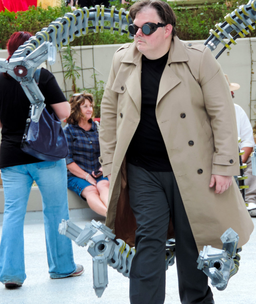 Doctor Octopus from Spiderman