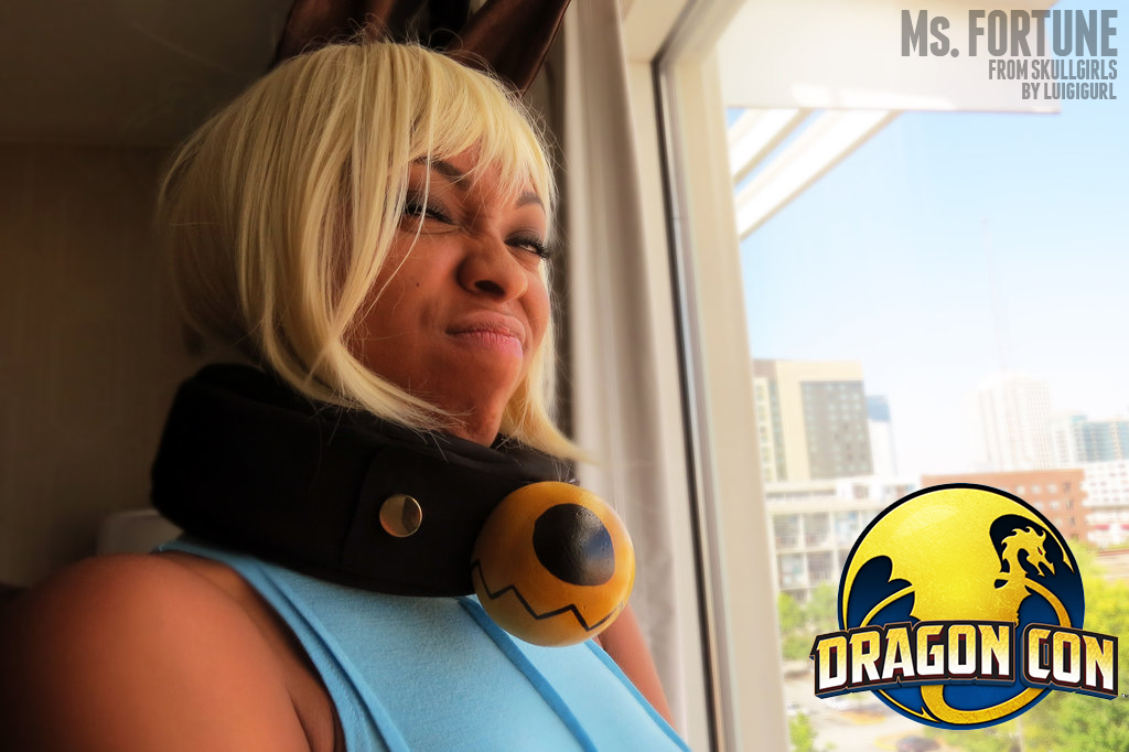 Ms. Fortune From Skullgirls