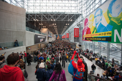 The Cosplay Of New York Comic Con 2014