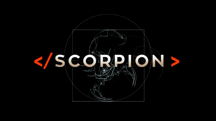 Scorpion TV Title
