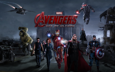 The Avengers: Age of Ultron is a Typical Marvel Movie