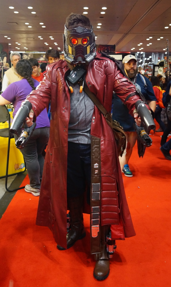 Starlord Cosplay