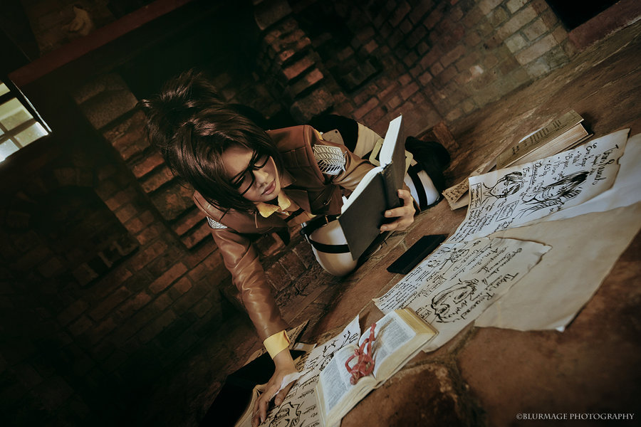 AoT Cosplay Gallery
