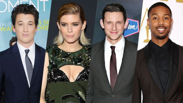 the fantastic four cast