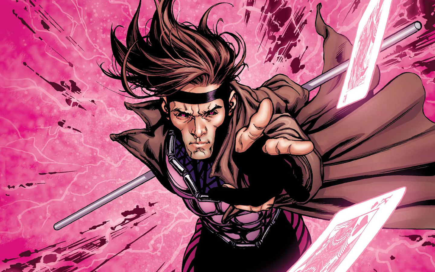 Gambit Featured Cosplay