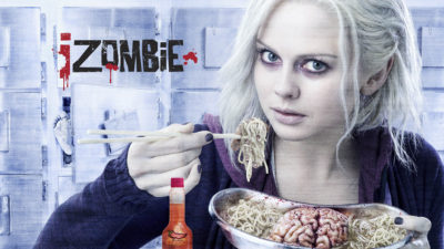 iZombie is a Unique Lighthearted take on Zombie Subgenre