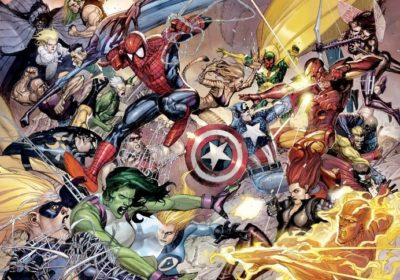 The Marvel Universe is Ending!