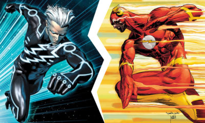 The Flash or Quicksilver? Who's Better?