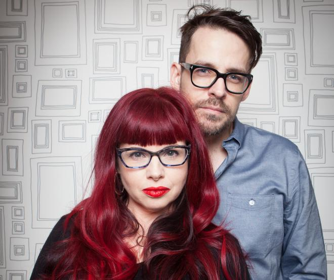 Matt Fraction and Kelly Sue DeConnick