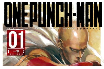 One-Punch Man Finally Gets TV Anime Adaptation