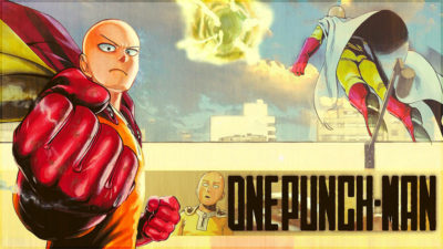 One Punch Man Isn't Your Regular Superhero
