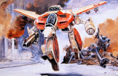 Sony to Make Robotech it's Next Sci-Fi Film Franchise