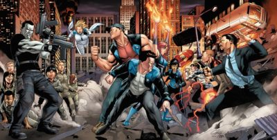 Valiant Entertainment is Building it's own Cinematic Universe
