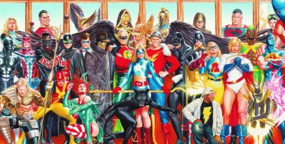 DC is Probably Creating Justice Society on Small Screen