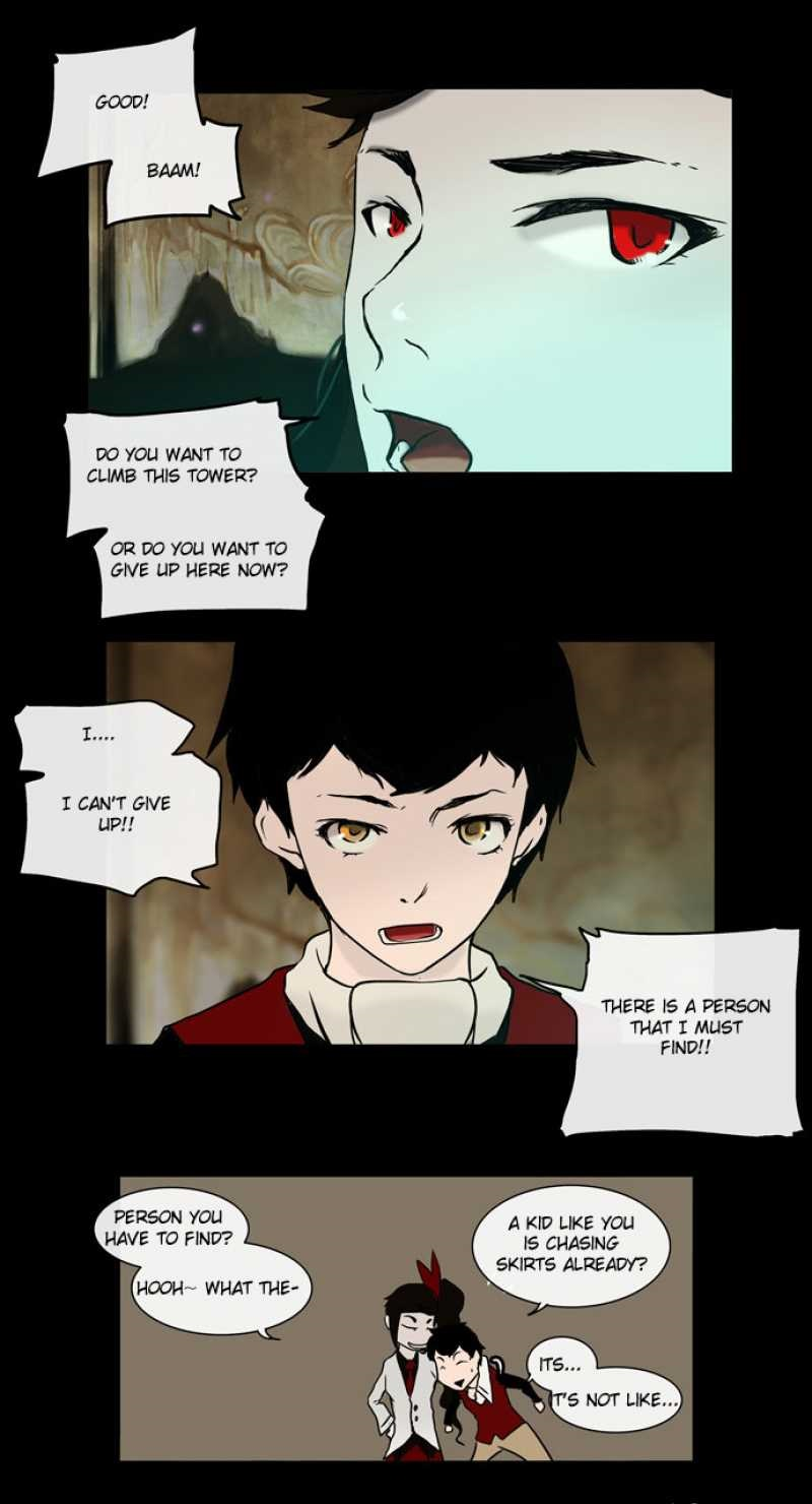 Tower Of God Strip