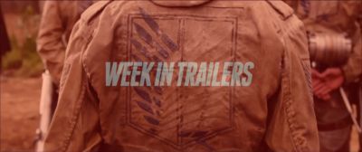 Week in Trailers: Batman v Superman, Star Wars and More