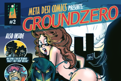 Inside the Amazing Ground Zero Anthology #2