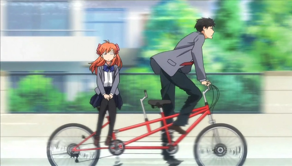 Monthly Girls' Nozaki-kun 2