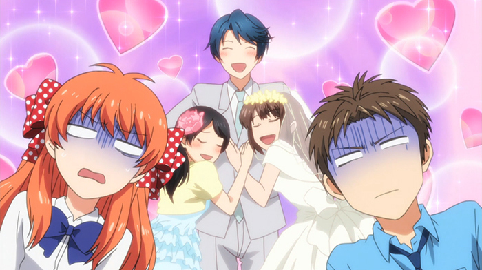 Monthly Girls' Nozaki-kun 3