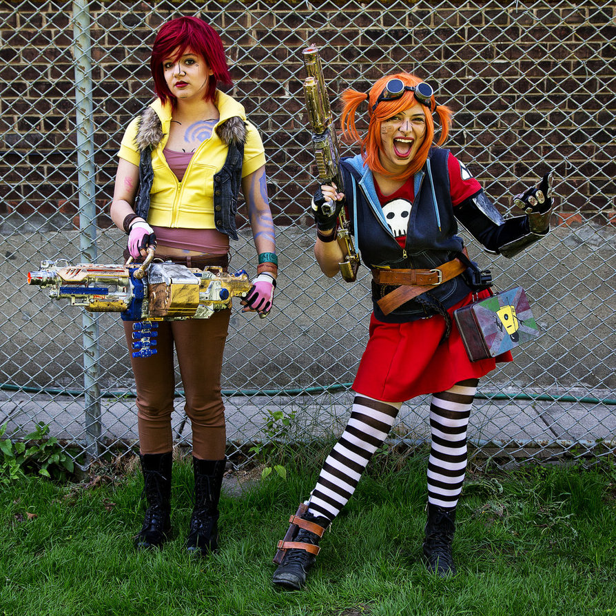 Gaige and Lilith Cosplay