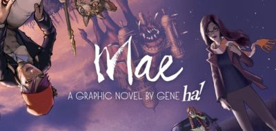 Gene Ha's First Creator-Owned Graphic Novel 'MAE'