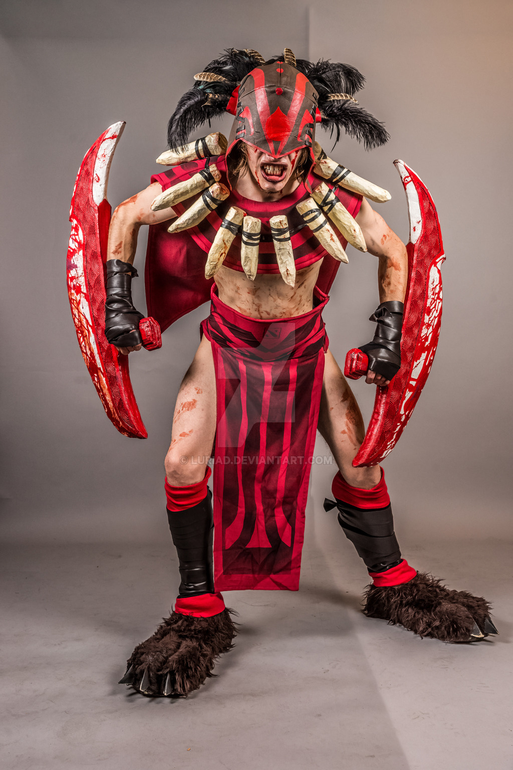 Bloodseeker Cosplay