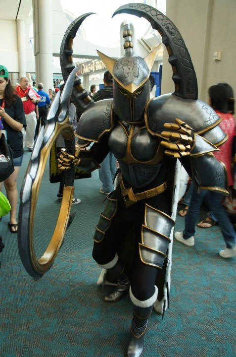 Mortred Cosplay