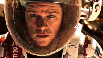 First Trailer For 'The Martian' is Here and it's Awesome