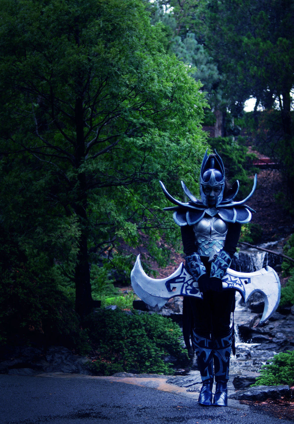 Phantom Assassin Cosplay