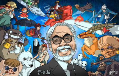 Hayao Miyazaki, One of the Greatest Anime Filmmaker