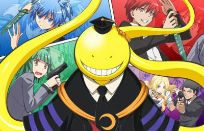 Assassination Classroom is Bloody — Wait! it isn't