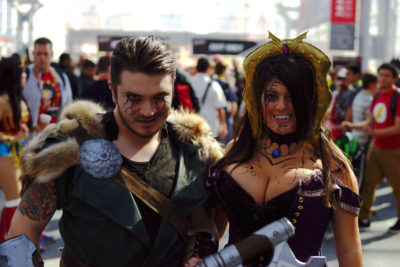 The Spectacular New York Comic Con 2015 Cosplay Gallery