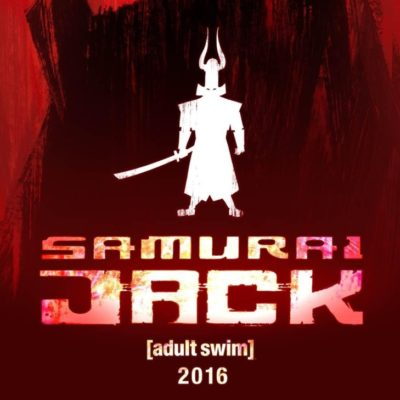 Guess What, Samurai Jack is Returning to TV!