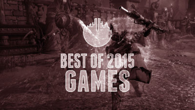 Some Of The Best Video Games Of 2015