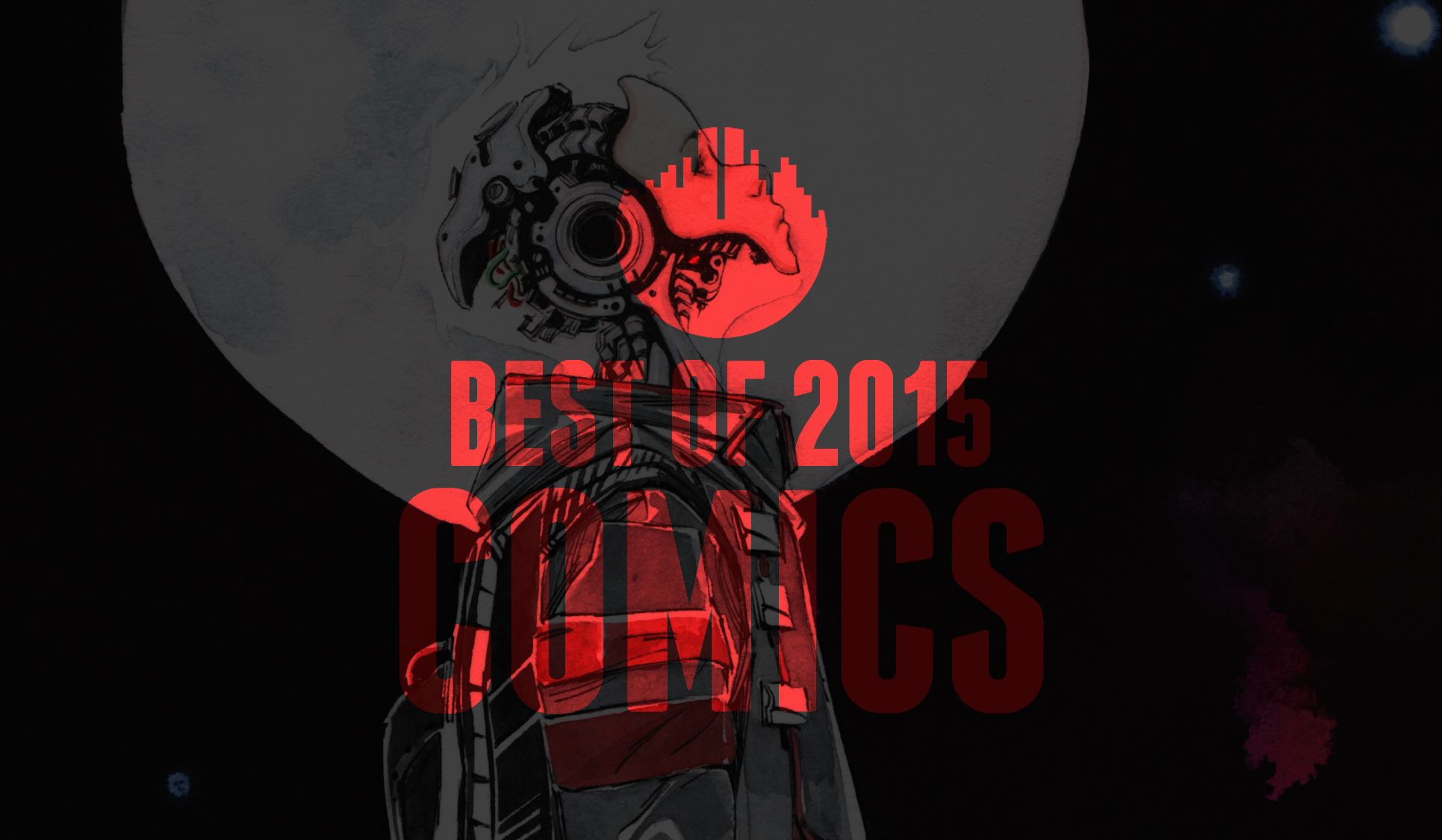 These Are The Best Graphic Novels & Comics From 2015