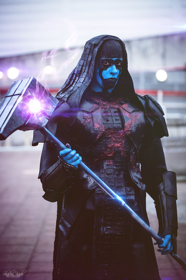 Ronan the Accuser Cosplay