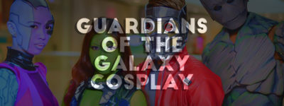 Some Of The Best Guardians Of The Galaxy Cosplay