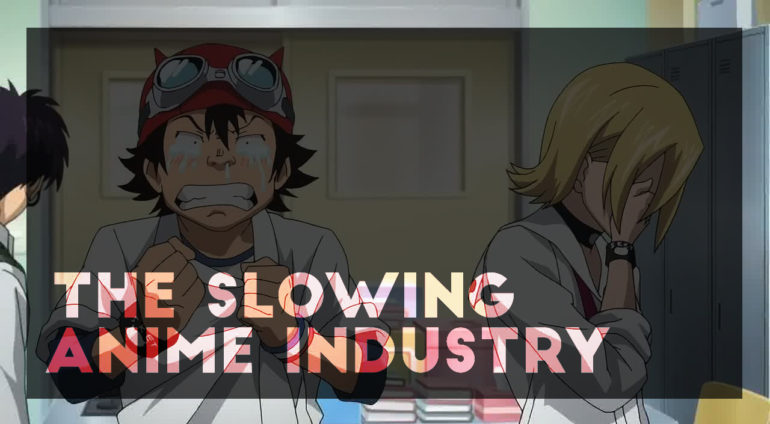Anime Shows Getting Shorter