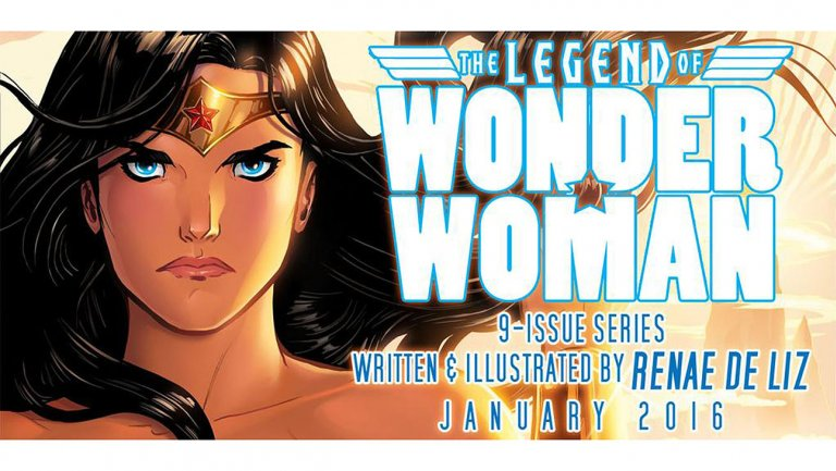 The Legends of Wonder Woman