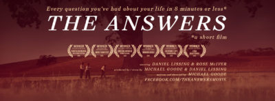 This Short Has 'The Answers' To A Man's Life Before He Dies