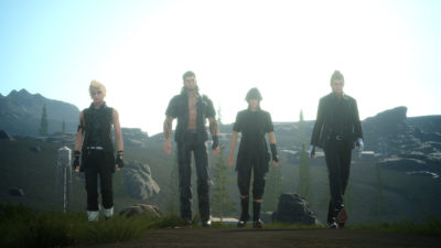 Final Fantasy XV Now Has A Release Date, Demo, Anime Prequel & A CG film