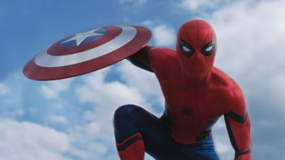 Is Spider-Man's Costume in Captain America: Civil War Weird?