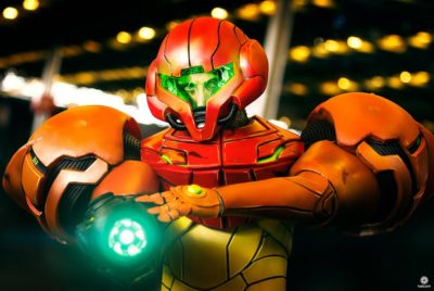 This Samus Aran Cosplay From Metroid is Freaking Amazing