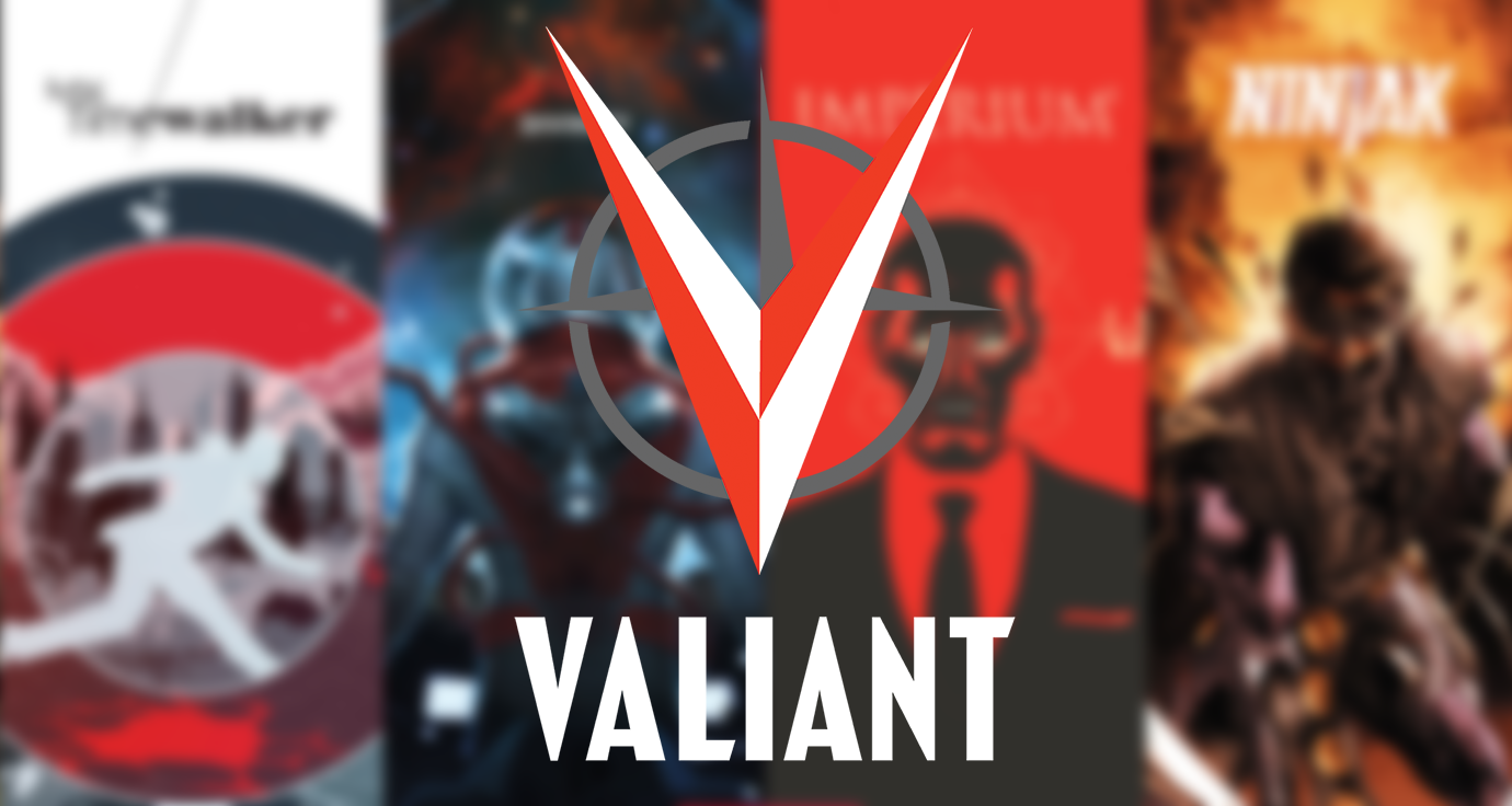 Valiant Cover
