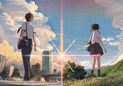 Makoto Shinkai's Your Name To Hit Theatres in Japan This August